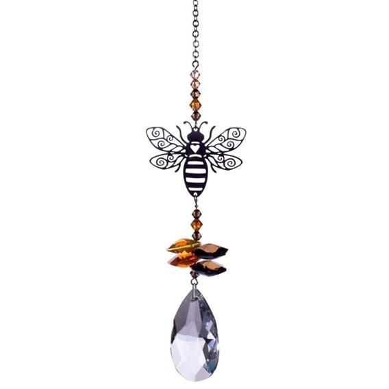 Bee Crystal Hanger