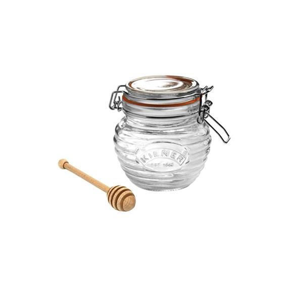 Kilner Clip Top Round Honey Pot