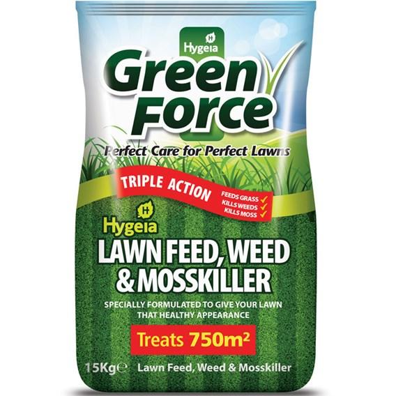 Greenforce Lawn Feed Weed & Mosskiller