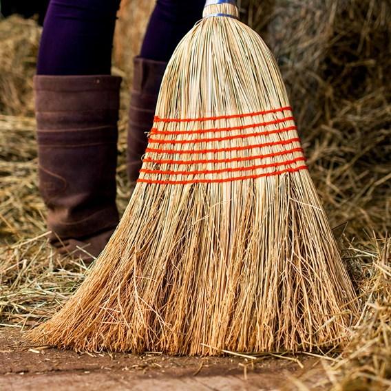 Corn Broom - 32cm