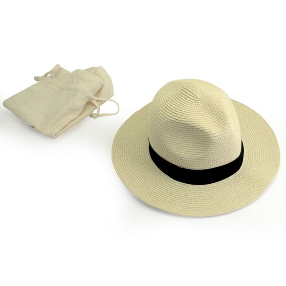 Foldable Panama Hat