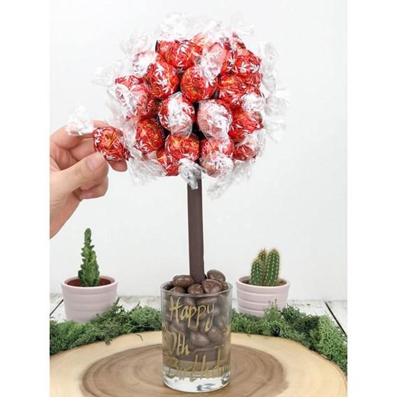 Personalised Lindor Chocolate Tree
