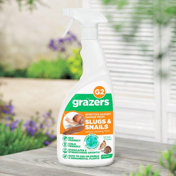 Grazers Ultimate Garden Pest Deterrent