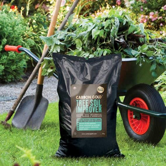GroChar Tree Soil Improver 5Kg
