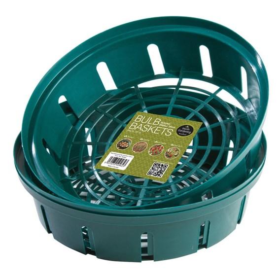 Bulb Baskets - 3 Round (26 cm)