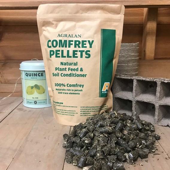 Comfrey Pellets