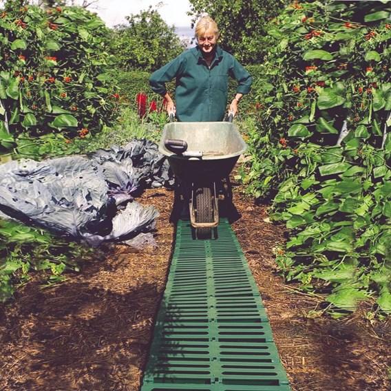 Garden Track
