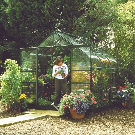 Halls Highgrove Greenhouses