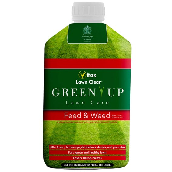 Green Up Feed & Weed 100m²