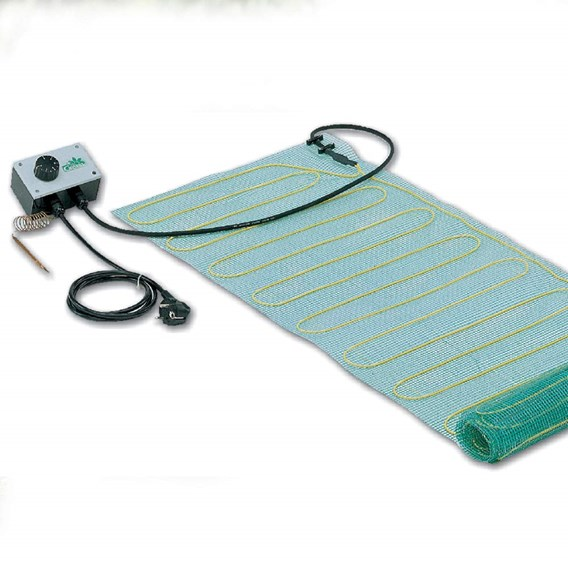 Propagation Heating Mats with variable heat control