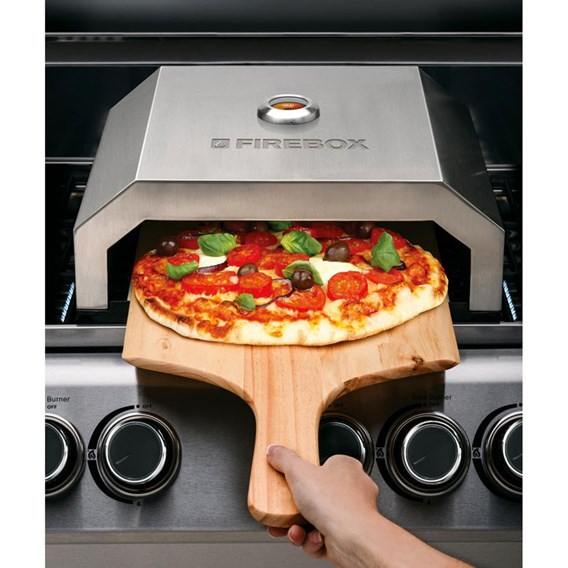 BBQ Pizza Oven + Pizza Peel Deal
