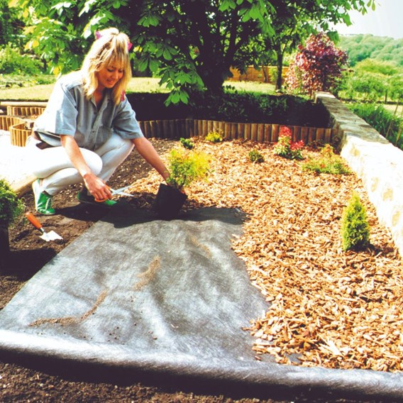 Heavy Duty Woven Ground Cover