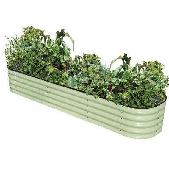 Original Veggie Bed Sage (Mist Green)