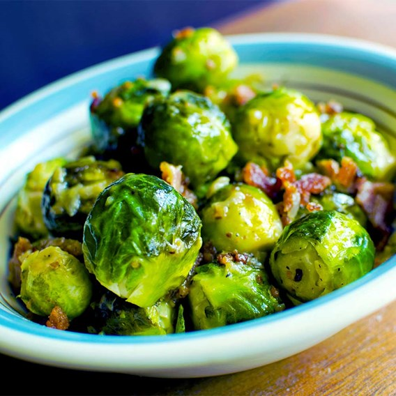 Brussels Sprout Seeds - F1 Crispus