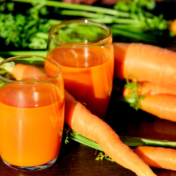 Carrot Seeds - F1 Fire Wedge