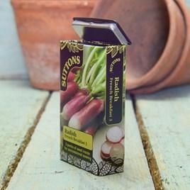 Seed Tin Radish French Breakfast