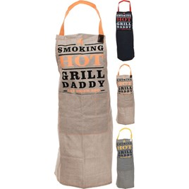 BBQ Apron and Kitchen Glove