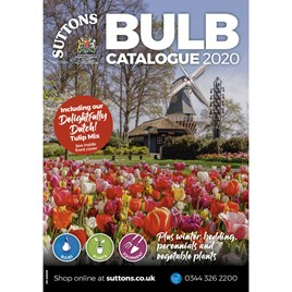 Suttons August Catalogue