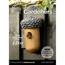 Suttons Gifts for Gardeners Catalogue