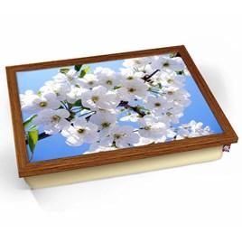 White Meadow Laptray