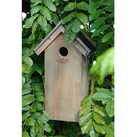 Great Tit Bird Box - Bitumen Roof