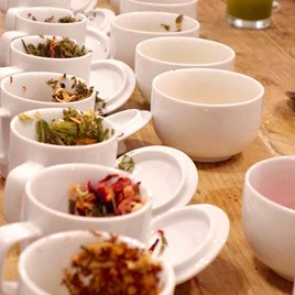 Tea Blending Workshop for Two with Bird and Blend Tea Co.