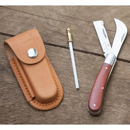 Budding Pruning Knife & Case