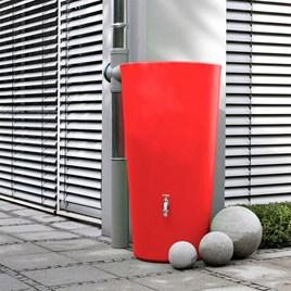 Rain Bowl Water Tank - Taupe 210 Litre