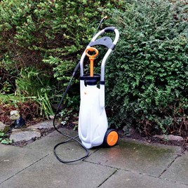 12 Litre Trolley Pressure Sprayer