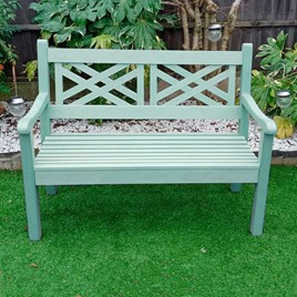 Salcombe 3 Seater Zero Maintenance Bench