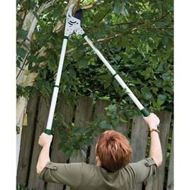 Kew Heavy Duty Telescopic Ratchet Anvil Loppers