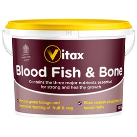 Blood Fish & Bone (10kg Tub)