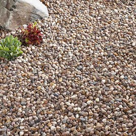 Premium Quartzite Pea Gravel 10mm - Bulk