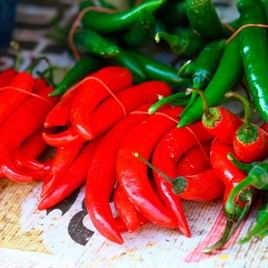 Chilli Tour and Tasting for Two
