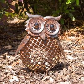 Owl Tealight