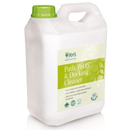 RHS Path, Patio & Decking Cleaner Concentrate