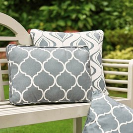 Scatter Cushion Grey