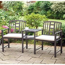 Garden Chair Duo & Table