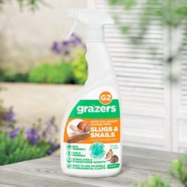 Grazers G2 Slug and Snail Repellent