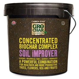 GroChar® Soil Improver