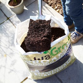 RHS SylvaGrow Organic Growing Medium 50 Litres (Peat Free)