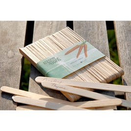 Wooden Labels - Pack 50