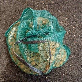 Onion/Vegetable Sacks (Pack Of 5)