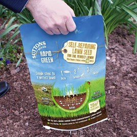 Rapid Green Self-Repairing Lawn Seed