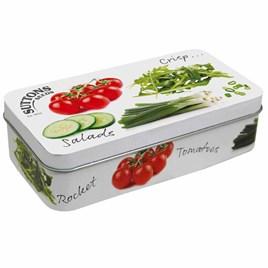 Seed Tin Collection Salad Garden - Single