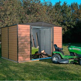 Woodvale Apex Sheds