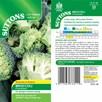 Broccoli Seeds - F1 Stromboli