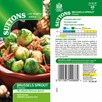 Brussels Sprout Seeds - Brodie F1