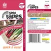 Seed Tape - Spring Onion Red & White