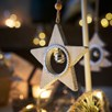 Wooden Tree Decorations (3)